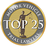 Scherline and Associates Law Firm Personal Injury is the top 25 motor vehicle trial lawyers